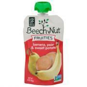 Beech-Nut Fruities On-The-Go Banana, Pear, & Sweet Potato