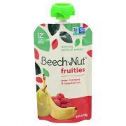 Beech-Nut Fruities On-The-Go Pear, Banana, & Raspberry