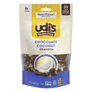 Udi's Gluten Free Chocolate Coconut Granola