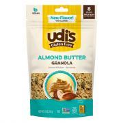 Udi's Gluten Free Almond Butter Granola