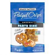 Snack Factory original Pretzel Crisps