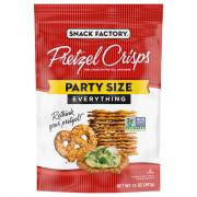 Snack Factory Everything Pretzel Crisps