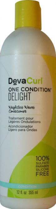 DevaCurl One Condition Delight Weightless Waves Conditioner