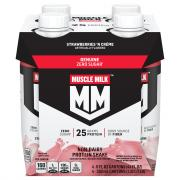 Muscle Milk Ready to Drink Strawberry 'n Creme Protein Shake