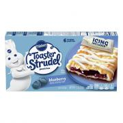 Pillsbury Blueberry Toaster Strudels