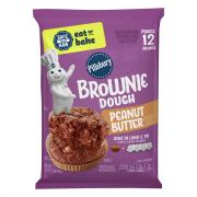 Pillsbury Place & Bake Brownies Peanut Butter Chip