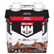 Muscle Milk Chocolate Meal Supplement