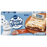 Pillsbury Cinnamon Roll with Brown Sugar Toaster Strudels