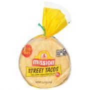 Mission Street Tacos Yellow Corn Tortilla