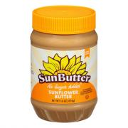SunButter No Sugar Added Sunflower Butter