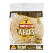 Mission Multi-Grain Wraps