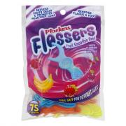 Plackers Kids Fruit Smoothie Dual Grip Flossers