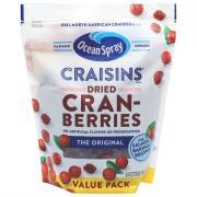 Ocean Spray Craisins Value Pack