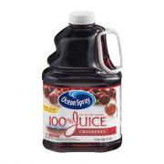 Ocean Spray 100% Cranberry Juice Blend