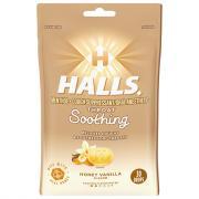 Halls Honey Vanilla Cough Suppressant Drops