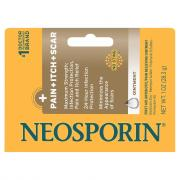 Neosporin Pain Itch Scar Ointment