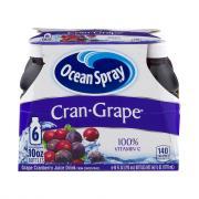 Ocean Spray Cran Grape Juice