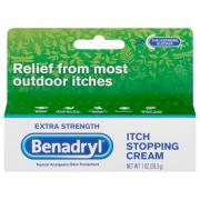 Benadryl Extra Strength Cream