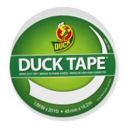 "Manco 1.88"" White Duck Tape"