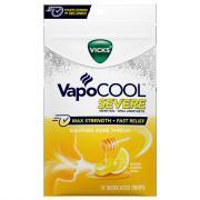 Vicks Vcool Honey Lemon Drops