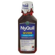 NyQuil Severe Berry Cold & Flu