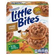 Entenmann's Lil' Bites Crumb Cake