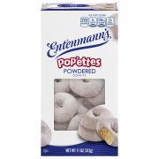 Entenmann's Powdered Popettes Donuts