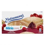 Entenmann's Minis Cherry Snack Pies