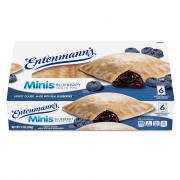 Entenmann's Minis Blueberry Snack Pies