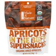 Made in Nature Organic Apricots in the Buff