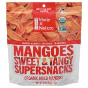 Made in Nature Organic Mangoes Sweet & Tangy