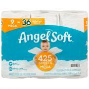 Angel Soft Mega Roll