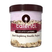 Talenti Gelato Layers Black Raspberry Vanilla Parfait