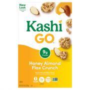 Kashi GoLean Crunch Honey Almond Flax Cereal
