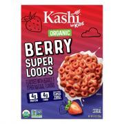 Kashi Kids Super Food Loops Berry