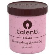 Talenti Black Raspberry Chocolate Chip Gelato