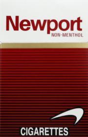 Newport Non-Menthol Box Cigarettes