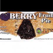 JJ's Bakery Blackberry Pie