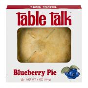 Table Talk Blueberry Pie
