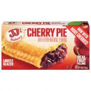JJ's Bakery Cherry Pie