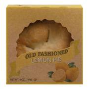 "Old Fashioned 4"" Lemon Pie"