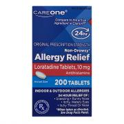 CareOne Allergy Relief Loratadine 10 mg Tab