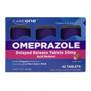 CareOne Acid Reducer Omeprazole Delayed-Release 20mg
