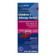 CareOne Children's Allergy Relief 118ml