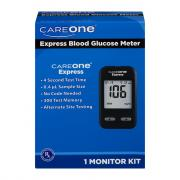 CareOne Express Blood Glucose Meter