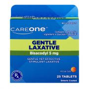 CareOne Gentle Laxative Tablets