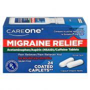 CareOne Migraine Relief Caplets