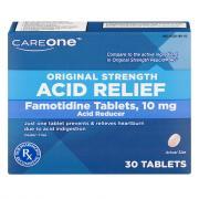 CareOne Famotidine Tablets 10 MG