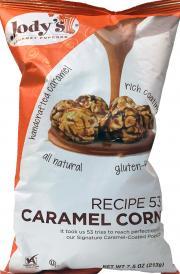 Jody's Recipe 53 Caramel Corn