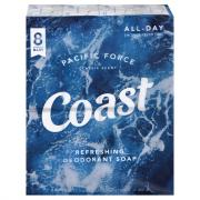 Coast Classic Pacific Force Scent Deodorant Bar Soap